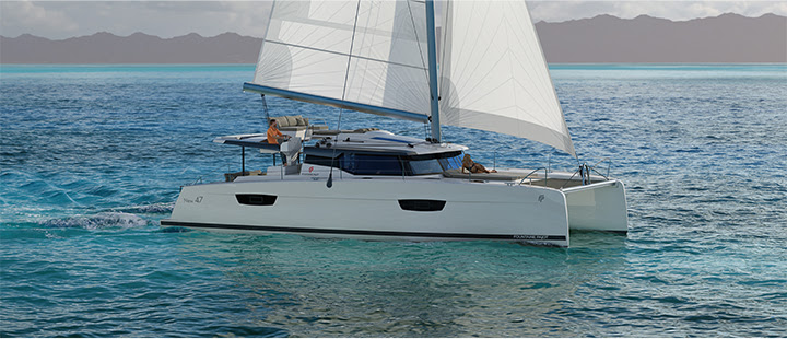 Fountaine Pajot New 47