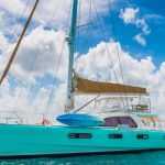 GOOD VIBRATIONS Catamaran Yacht Charter