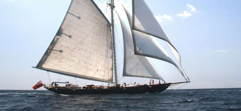 S/Y Alexa of London Yacht Charter