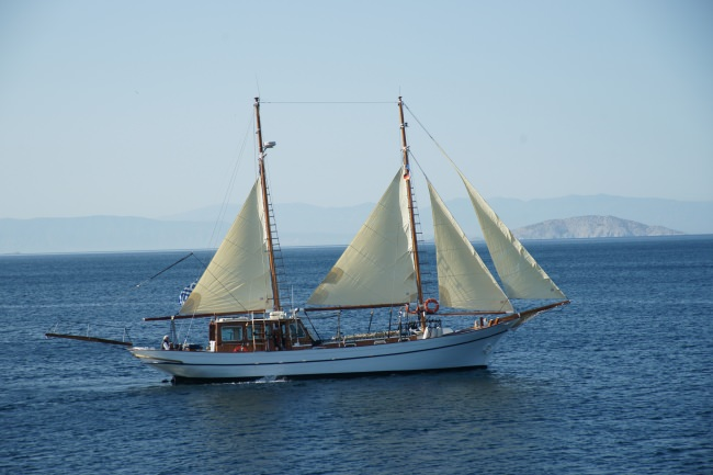 Gulet Eleftheria Yacht Charters in Greece