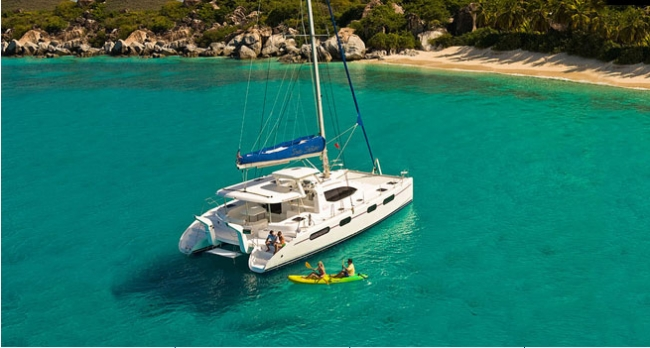 Catamaran Sea Senor Yacht Charter