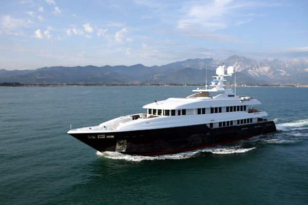 M/Y Zaliv III Yacht Charters in Greece