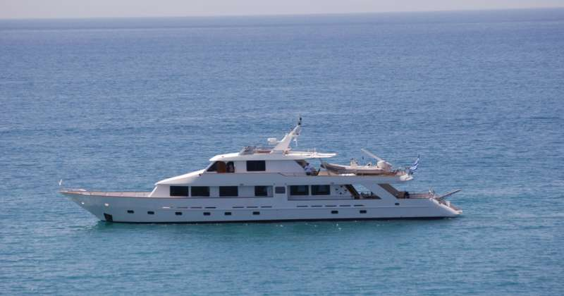 M/Y Elena Yacht Charter in Greece