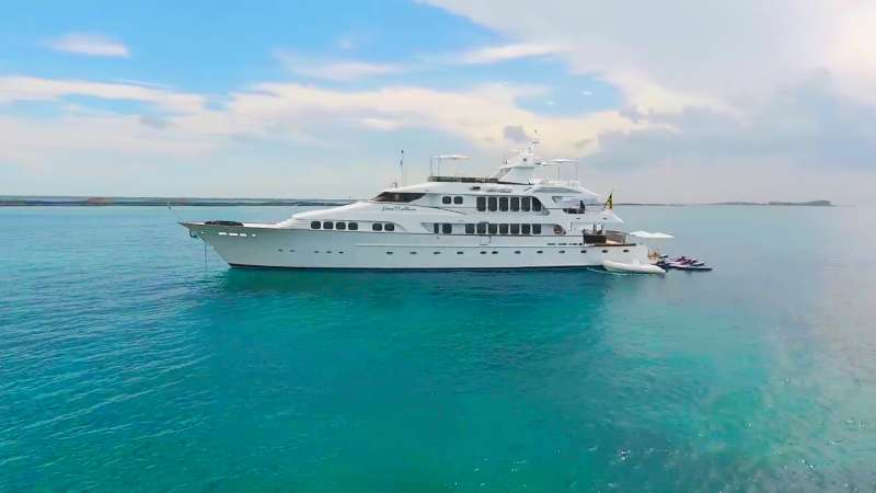 M/Y Grand Illusion Yacht Charter