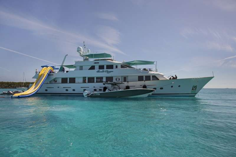M/Y Sweet Escape Yacht Charter
