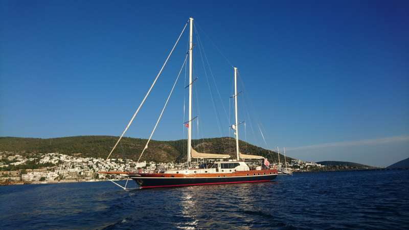 Gulet Dragon Fly Yacht Charter