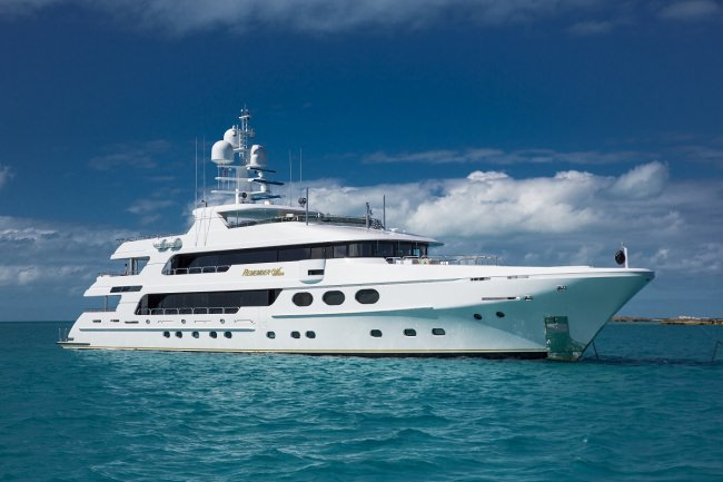 M/Y Remember When Yacht Charter