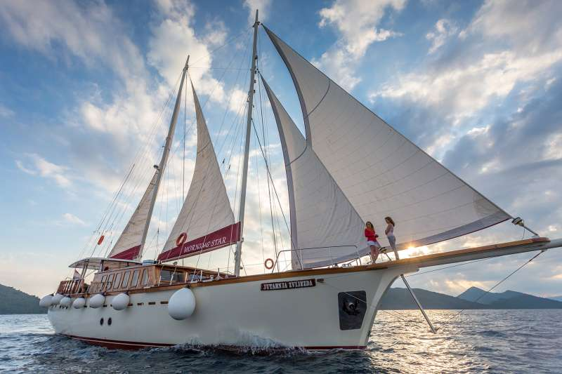 Gulet Morning Star Yacht Charter
