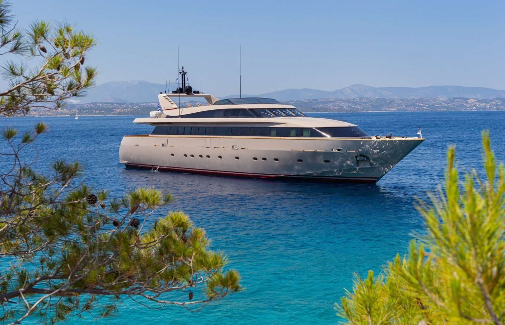 M/Y Daloli Yacht Charter in Greece