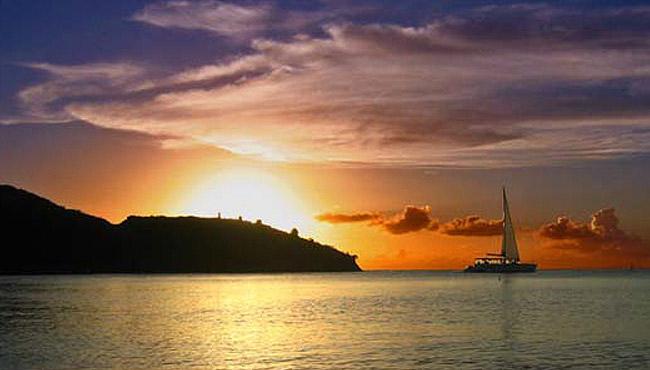 Antigua yacht charters