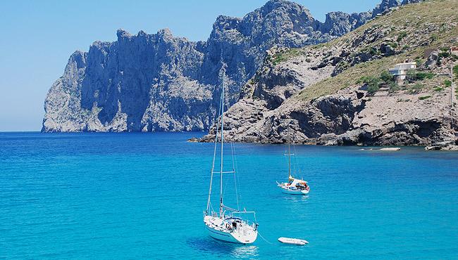 Spain yacht charter