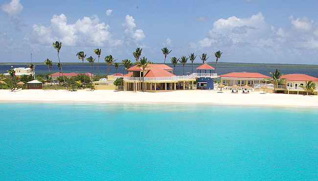 Barbuda yacht charters