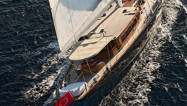 Gulet Yacht Charter