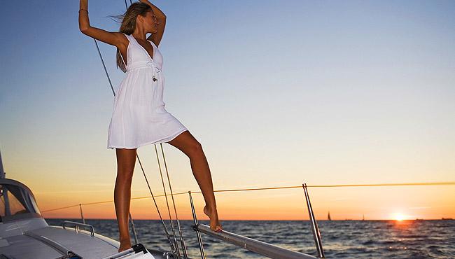 Bareboat Yacht Charters