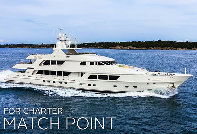 Motor Yacht Match Point Yacht Charters