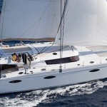 Catamaran World's End yacht charters