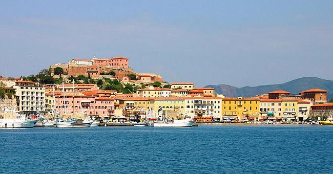 Italy yacht charter - Porto-Ferraio