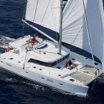 idea catamaran yacht charters