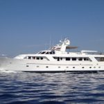 m/y india yacht charters