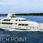 m/y match point yacht charters