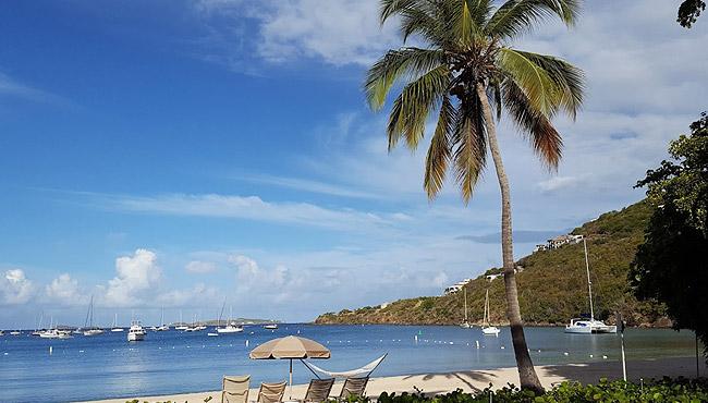 USVI yacht charter