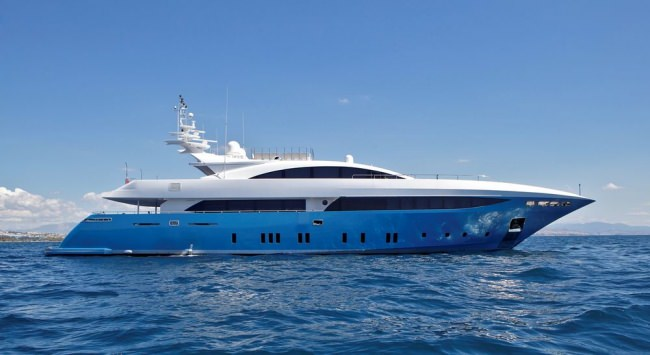 M/Y Barents Sea Yacht Charters in Greece