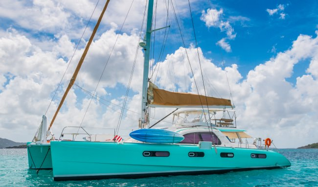 Catamaran Good Vibrations Yacht Charter