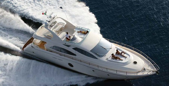 M/Y July yacht charter in Greece