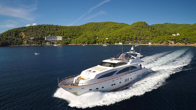 M/Y Nitta V Yacht Charters in Greece