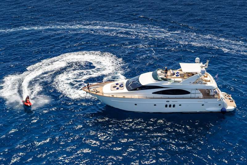 M/Y Iris Yacht Charter in the East Med