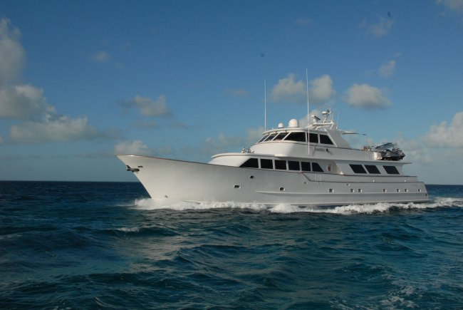 M/Y Kaleen Yacht Charters