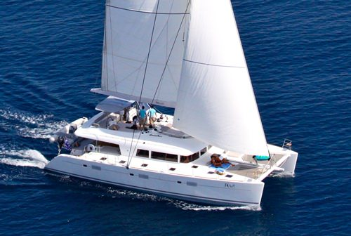 Catamaran Nova Yacht Charters in Greece