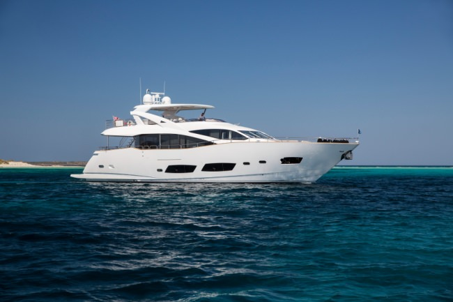 M/Y Play The Game Yacht Charter