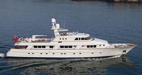 M/Y Rena Yacht Charters in Bahamas and Caribbean
