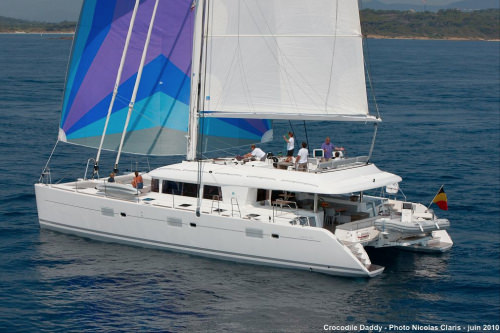 Catamaran Crocodile Daddy Yacht Charter