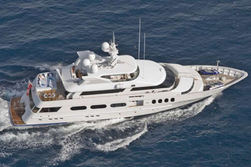 M/Y Never Enough Yacht Charter
