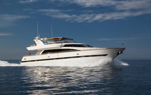 M/Y Vogue Yacht Charter