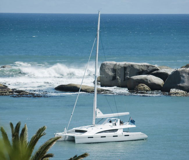 Catamaran Kings Ransom Yacht Charter