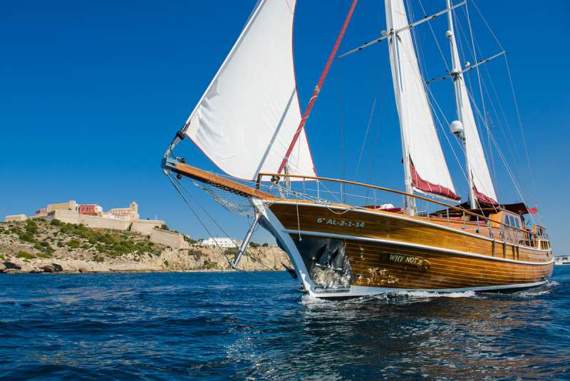 Gulet Why Not III Yacht Charter