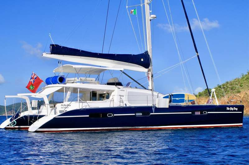Catamaran The Big Dog Yacht Charter