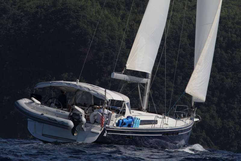 S/Y Dauntless Yacht Charters