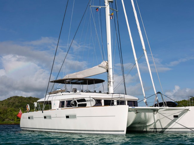 Catamaran Sail Away Yacht Charter