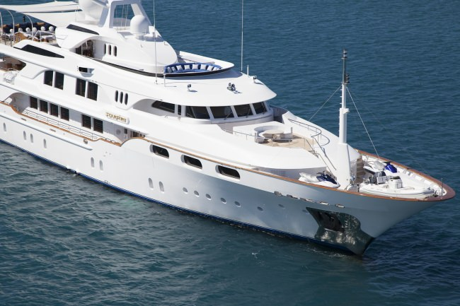 M/Y Starfire Yacht Charter