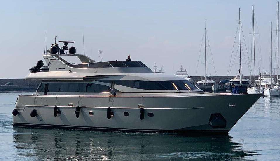 M/Y Anamel Yacht Charter in Greece