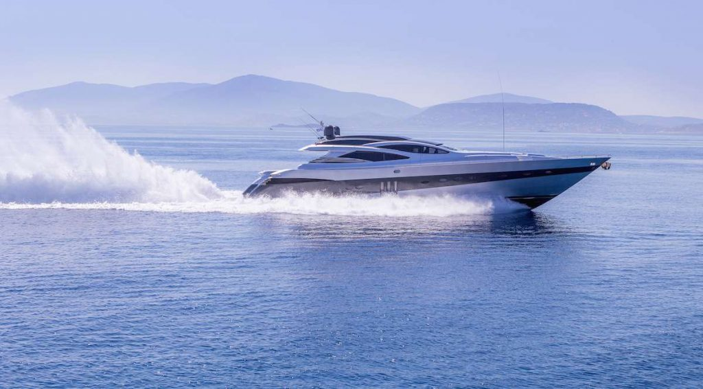 M/Y Z2 Yacht Charter in Greece