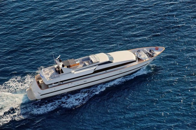 M/Y Obsesion Yacht Charter