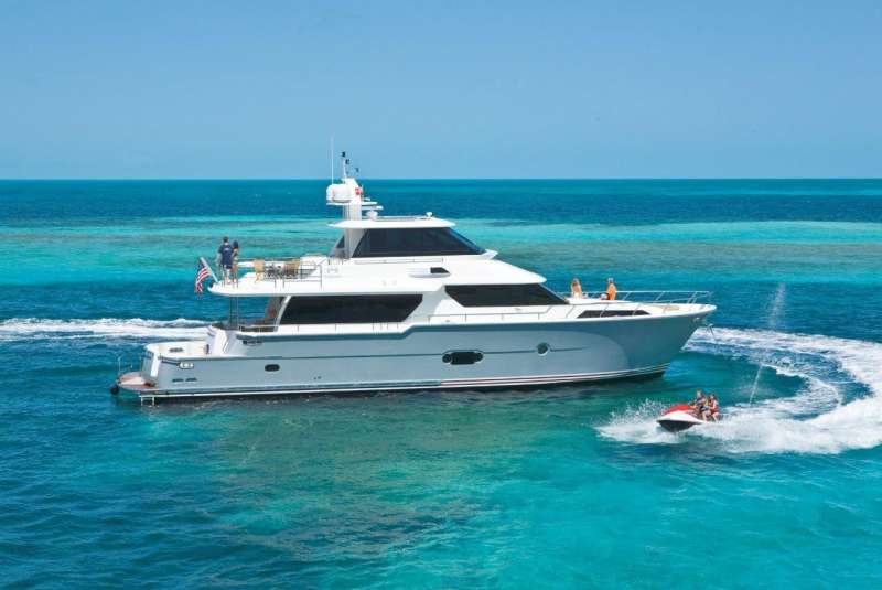 M/Y Silver Lining Yacht Charter