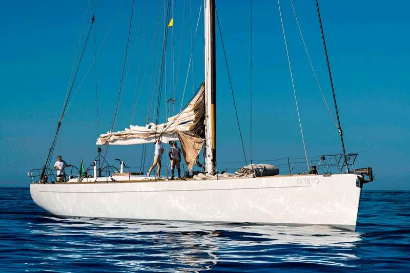 S/Y Logica Yacht Charter