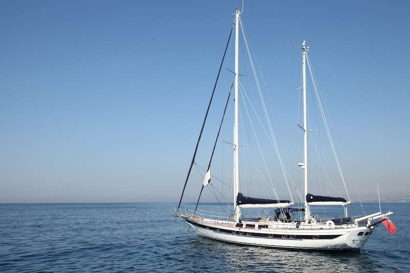 S/Y Morgane Yacht Charter