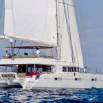 Catamaran Moose of Poole Yacht Charter